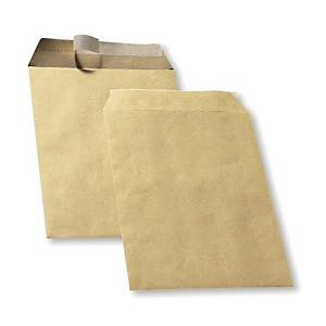Winpaq Peel & Seal Manilla Envelope 6.375X9  C5 90g - Pack of 50