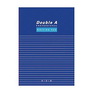 Double A Professional Notepad Assorted Color A4