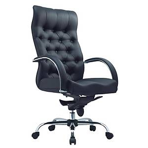 Artrich Tessa II CL8077 Managerial PU Leather Medium Back Chair