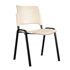 Artrich Stackable Training Chair Ivory