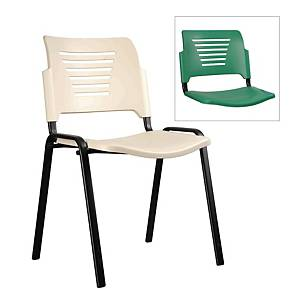 Artrich Stackable Training Chair Green