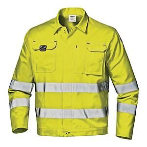 Bluza ostrzegawcza SIR SAFETY SYSTEM Mistral, żółta, rozmiar 58