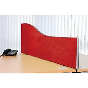 Alpha Red Desktop Screen 800mm