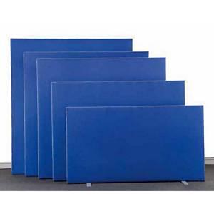Royal Blue Floor Screen W1200mm X H1200mm