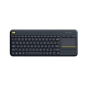 Logitech K400 draadloos toetsenbord met touchpad, AZERTY