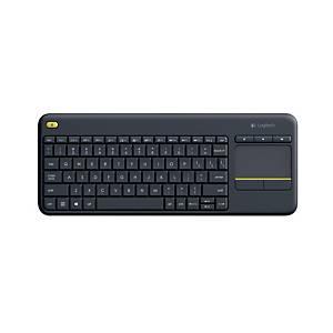 Logitech K400 claver sans fil avec touchpad - azerty
