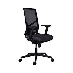 Kancelárska stolička Antares 1850 Syn Omnia sivá