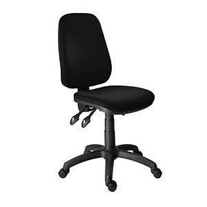 Kancelářská židle 1140 ASYN, černá