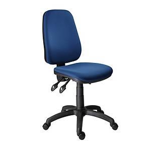 Kancelářská židle 1140 ASYN, modrá