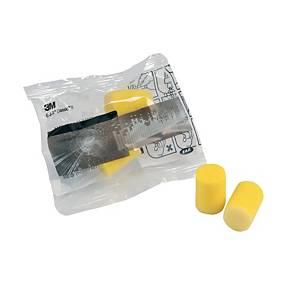 Inserti auricolari monouso 3M E-A-R™ Classic SNR 28dB - polibag 200 paia