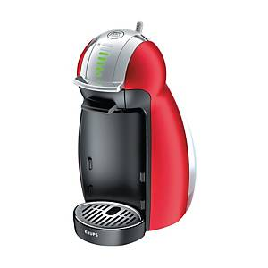 Nescafe Dolce Gusto New Genio Coffee Machine - Red
