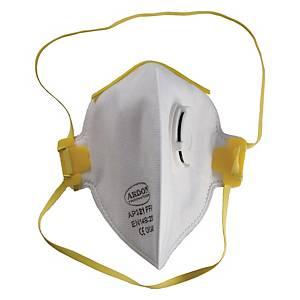 ARDON® AP321 Atemschutzmaske mit Ventil, FFP1, 12 Stück