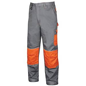ARDON 2STRONG munkás deréknadrág, szürke/narancssárga, méret: 54