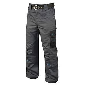 ARDON 4tech work trousers, grey/black, size 48