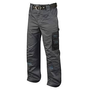 ARDON 4tech work trousers, grey/black, size 50
