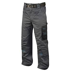 ARDON 4tech work trousers, grey/black, size 50