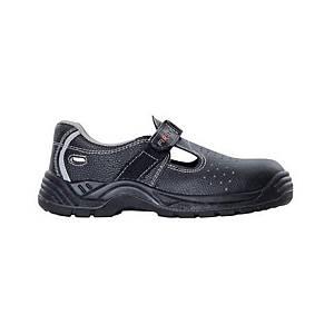 Bezpečnostné sandále Ardon® Firsan, S1P SRA, veľkosť 39, sivé