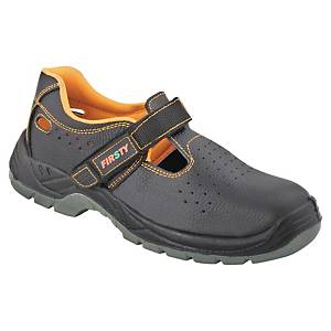 Ardon® Firsan safety sandals, S1P SRA, size 40, grey