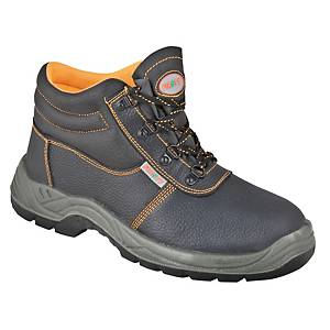 Bezpečnostní kotníková obuv ARDON® FIRSTY, S1P SRA, velikost 41, šedá