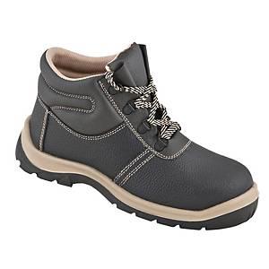 Bezpečnostná členková obuv Ardon® Prime High, S3 SRA, veľkosť 40, sivá