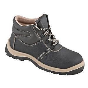 Bezpečnostná členková obuv Ardon® Prime High, S3 SRA, veľkosť 44, sivá