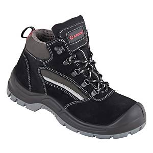 Bezpečnostní kotníková obuv ARDON® GEAR, S1P SRC, velikost 41, černá
