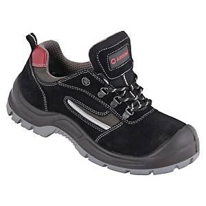 ARDON® GEARLOW munkavédelmi cipő, S1P SRC, mérete 41, fekete