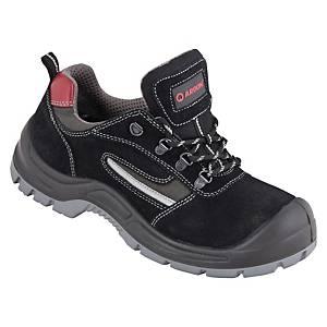 Bezpečnostná obuv ARDON® GEARLOW, S1P SRC, veľkosť 44, čierna