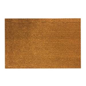 Coconut Fiber Floor Mat Brown