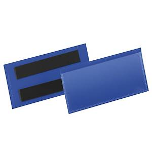 Durable dokumenttitasku magneettinen 100 x 38mm