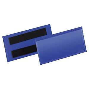 Pochette logistique magnétique durable 100 x 38 mm