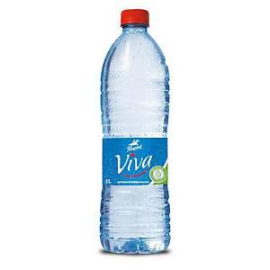 Rosport Viva mineraalwater, pak van 6 flessen van 1 l