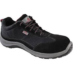 Delta Plus Asti S1P safety shoe black/red - size 41 - per pair