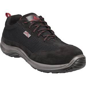 Chaussures de sécurité basses Deltaplus Asti S1P - noires - pointure 46