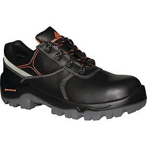 Deltaplus Phocea low safety shoe S3 SRC leather/composite black - Size 38