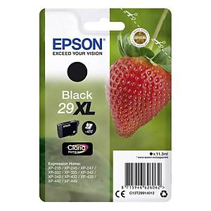 Cartuccia inkjet Epson C13T29914010 470 pag nero