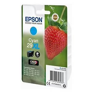 Cartuccia inkjet Epson C13T29924010 450 pag ciano
