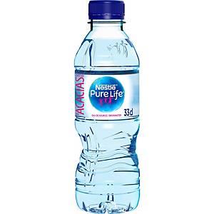 Nestlé Pure Life bronwater, pak van 24 flessen van 0,3 l