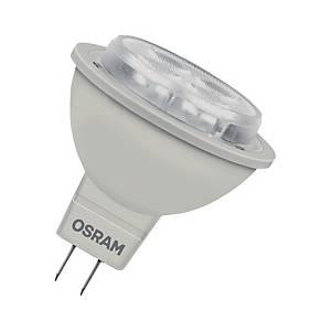 OSRAM Parathom MR16 Advanced LED lamp, GU5.3, 4,9 W, 350 lumen, transparant