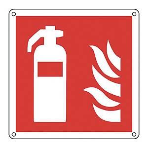 Cartello segnaletico antincendio   ESTINTORE
