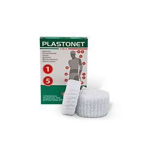 Rete tubolare elastica per medicazioni Plastonet - conf. 2 reti