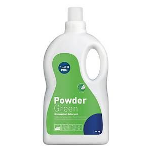Kiilto Powder Green konetiskijauhe 1,6kg
