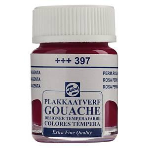 Talens gouache extra fin - magenta  - 16 ml
