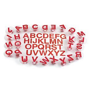 Colorations Easy Grip cachets alphabet majuscule - la boîte de 26