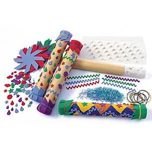 Colorations set de tube de pluie - le paquet de 12