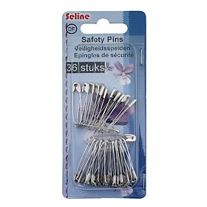 PK48 SAFETY PINS 33MM