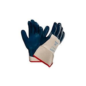 Mechanikerschutzhandschuhe Ansell Hycron 27-607, Typ EN388 4221, Gr. 8