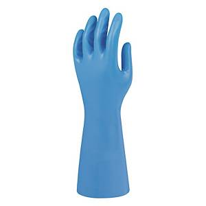 Pair Ansell 37-501 Versatouch nitrile gloves - Size 7,5 - pack of 12 pairs