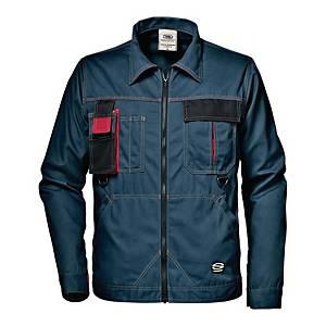 Bluza SIR SAFETY SYSTEM Harrison, niebieska, rozmiar 48