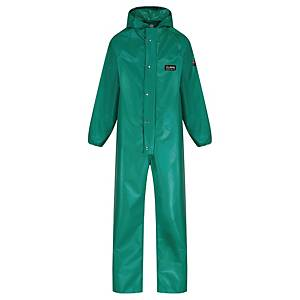 Alpha Solway Chemmaster Boilersuit Green Large